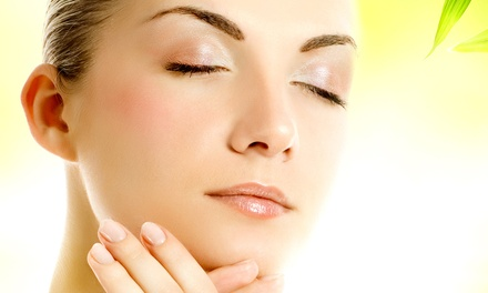 Three or Five Infrared Skin-Tightening Treatments for the Face and Neck at McLean Laser Center (56% Off)