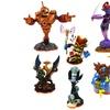 Set of 6 Skylanders Giants Figurines