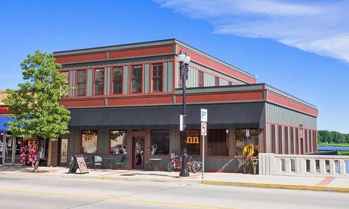 Main Street Inn - Lowell, MI: 1-Night Stay with Kayak or Canoe Rental at Main Street Inn in Lowell, MI. Combine Up to 4 Nights.