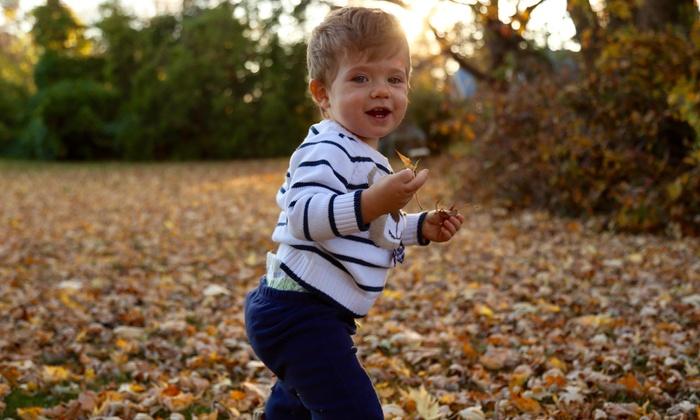 Ray of Sunshine Photography - Philadelphia: 60-Minute Outdoor Photo Shoot from Ray of Sunshine Photography (50% Off)
