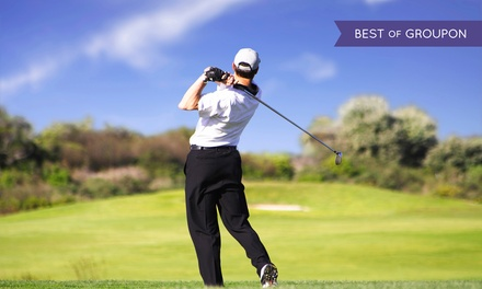 $20 for an 18-Hole Round of Golf for Two at Antelope Greens Golf Course (Up to $50 Value)
