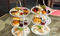 Luxury Afternoon Tea with Pimms Royale Cocktails at The Crazy Bear for £25 (63% off)