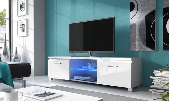 Mobile tv con led groupon goods for Groupon shopping arredamento