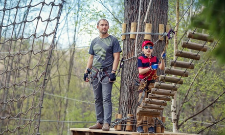 Adventure Park Visit for One or Two at Boundless Adventures (Up to 32% Off)