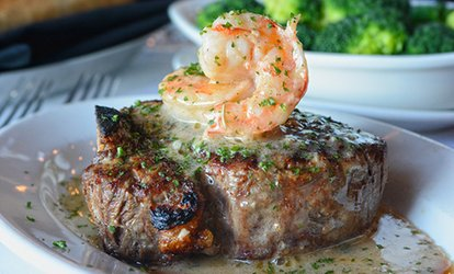 image for Steakhouse Dinner for Two or Four at Myron's Prime Steakhouse - San Antonio (51% Off)