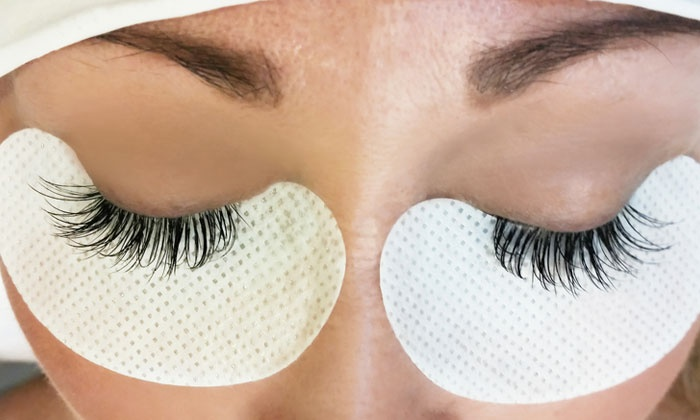 Spoiled Face 4 Me - Dublin: Full Set of Eyelash Extensions with an Optional Two Week Touch-Up at Spoiled Face 4 Me (45% Off)
