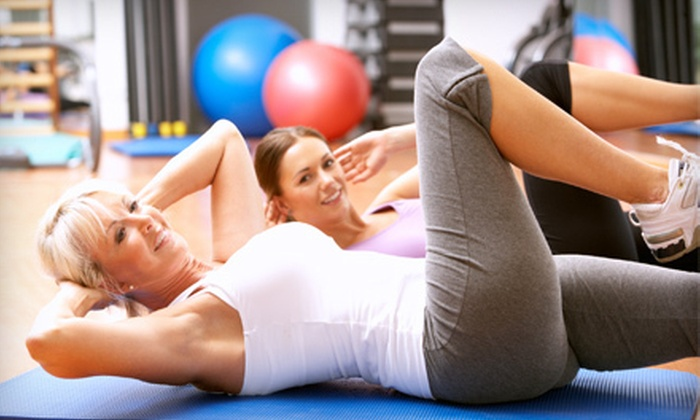 Physzique Fitness - Multiple Locations: 21-Day or Six-Week Small-Group Fitness Program at Physzique (Up to 80% Off)