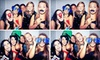 MyFunOverLouisville: Three- or Four-Hour Photo-Booth Rental with Prints, Photo CD, and Photo Book from MyFunOverLouisville (Up to 57% Off)