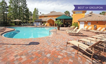 Stay with Optional Welcome Drinks at Best Western Premier Saratoga Resort Villas in Kissimmee, FL