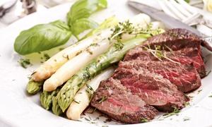 Restaurant Lorbeer: 4-Gänge-Spargel-Menü inkl. Amuse Bouche und Digestif für 2 oder 4 Personen im Restaurant Lorbeer (44% sparen*)