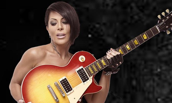 Alejandra Guzman - Pearl Concert Theater at Palms Casino Resort: Alejandra Guzmán on Saturday, September 12, at 8 p.m.