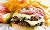 Up to 55% Off Burgers at Black Iron Burger & Beer Co.