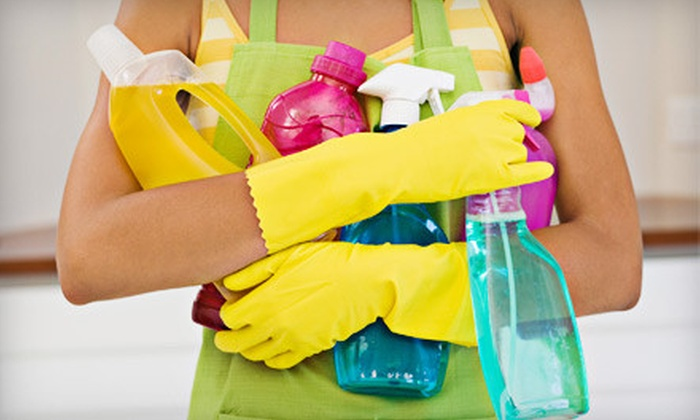 General Cleaning Services - Winter Hill: One or Three 90-Minute Cleaning Sessions with Two Maids from General Cleaning Services (Up to 58% Off)