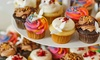 Courageous Bakery and Cafe - North Itasca: Cupcakes and Baked Goods or Half-Dozen Cupcakes at Courageous Bakery and Cafe (Up to 41% Off)