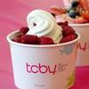 40% Off Frozen Yogurt at TCBY