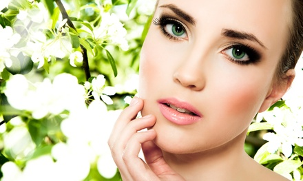 One, Two, or Four Microdermabrasions with Enzyme Treatments and Calming Masks at In the Name of Beauty (Up to 63% Off)