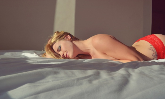 Ivory Rose Boudoir - Ojai: $99 for a 60-Minute Boudoir Photo Shoot including Makeup and Wardrobe at Ivory Rose Boudoir ($400 Value)