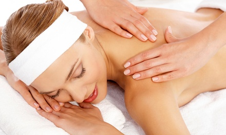 $29 for a Chiropractic Package with Massage at The Health & Wellness Center ($165 Value)