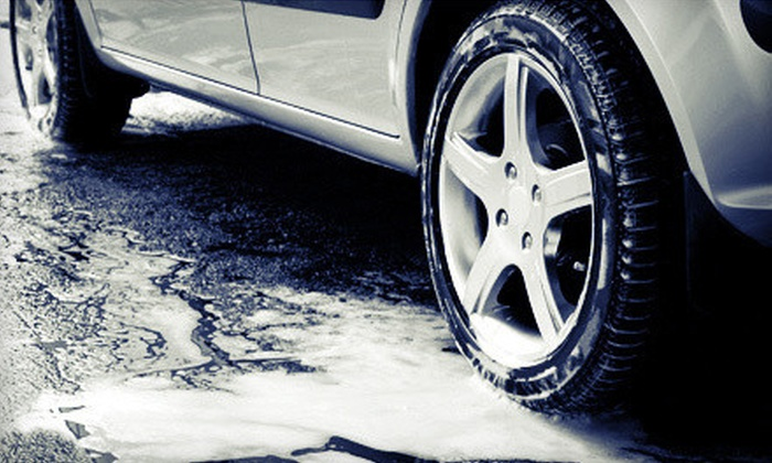 America's AutoSpa - Kennesaw: One Silver Wash or Three Groupons, Each Good for One Silver Wash at America's AutoSpa (Half Off)