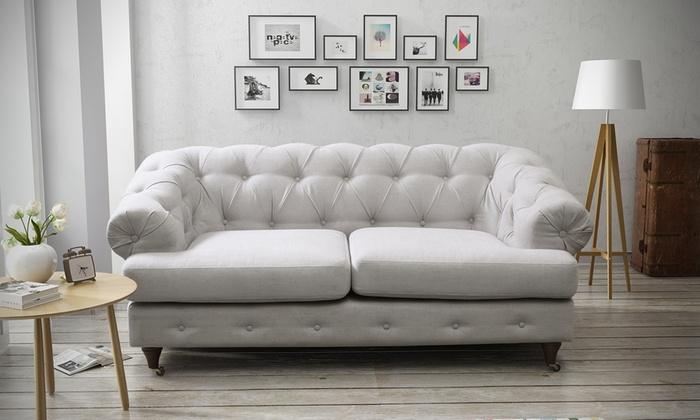 Hampton Sofa Sets Groupon Goods
