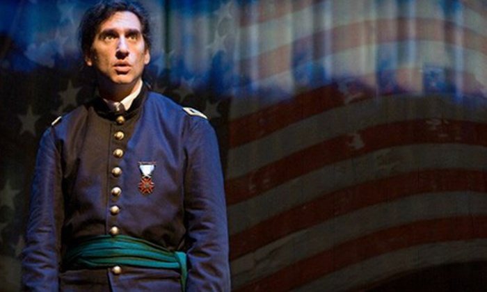 """Hershey Felder In """"An American Story For Actor And Orchestra"""" - Royal George Theatre: Hershey Felder in """"An American Story for Actor and Orchestra"""" at the Royal George Theatre (Up to 56% Off)"""