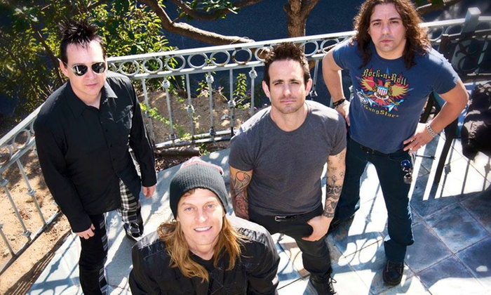 Puddle Of Mudd - The Altar Bar: Puddle of Mudd at The Altar Bar on April 19 (Up to 52% Off)