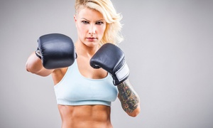 Redline Fight Sports: 5, 10, or 20 MMA, Fighter-Fit, or Kickboxing Fitness Classes at Redline Fight Sports (Up to 74% Off)