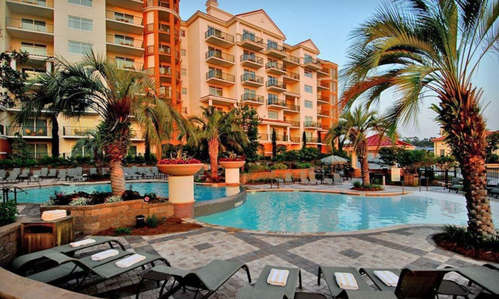 Marina Inn at Grande Dunes - Myrtle Beach: Two- or Three-Night Stay for Up to Four at Marina Inn Grande Dunes in Myrtle Beach