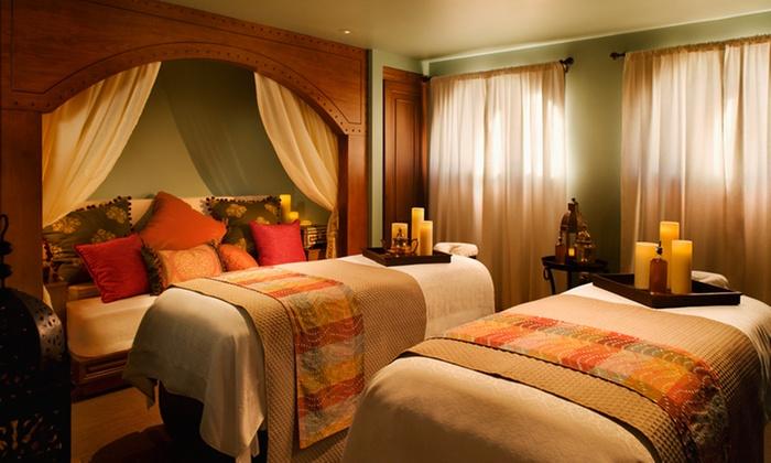 olivia paradise hotel massage disk