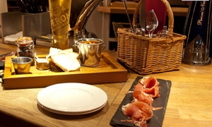 The Legstraps: Two-Course Meal with a Glass of Prosecco for Up to Four at The Legstraps (Up to 52% Off)