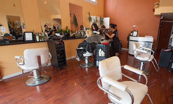 Lisa's Beauty Salon - Noe Valley: One or Three Men's Haircuts at Lisa's Beauty Salon (Up to 49% Off)