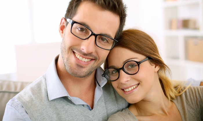Cohen's Fashion Optical - Midtown South Central: Contact Lenses or Eye Exam and $300 Toward Frames and Lenses at Cohen's Fashion Optical (Up to 93% Value)