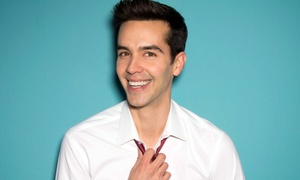 "Michael Carbonaro: Michael Carbonaro from truTV's ""The Carbonaro Effect"" on Saturday, May 21, at 7 p.m."