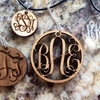 Up to 57% Off Monogrammed Necklaces