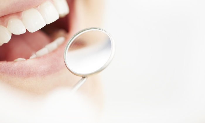Cluff DDS - Winter Gardens: $49 for $368 Worth of Dental Exam, Cleaning & X-Rays  at Cluff DDS