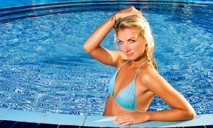 Skin Space: One or Three Airbrush Tans at Skin Space (Up to 51% Off)