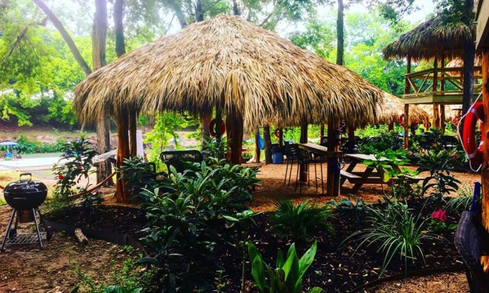 Son's Blue River Camp in - Kingsbury, TX   Groupon Getaways