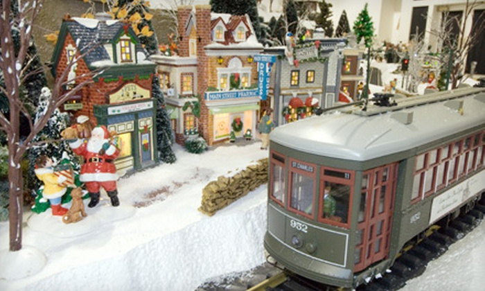 EnterTRAINment Junction - EnterTRAINment, Inc.: Two or Four Do-It-All Passes During Christmas in July Event at EnterTRAINment Junction (53% Off)