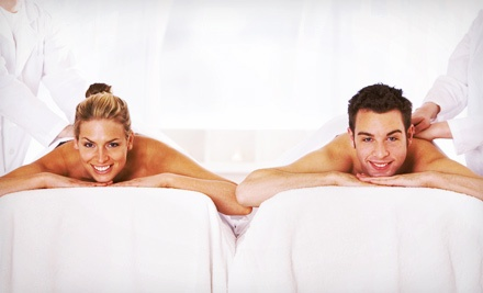 One-Hour Custom or Couples Massage at Utopia Salon and Day Spa (Up to 63% Off)