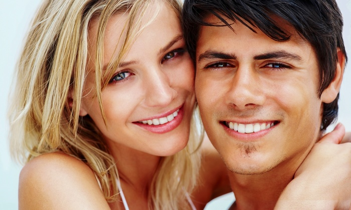 Queens Family Dental - Multiple Locations: Dental Exam with X-rays and Cleaning With or Without Teeth Whitening at Queens Family Dental (Up to 85% Off)