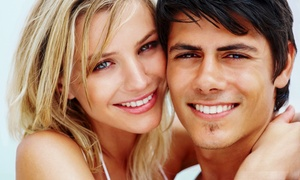 Queens Family Dental: Dental Exam with X-rays and Cleaning With or Without Teeth Whitening at Queens Family Dental (Up to 85% Off)