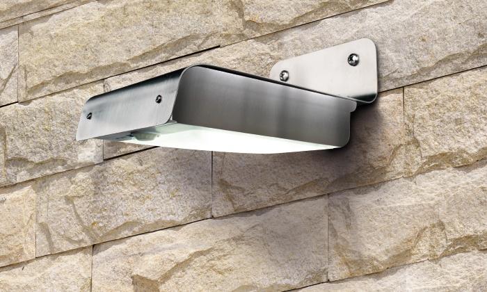 Extremement Lampe solaire avec détecteur de mouvement | Groupon Shopping WV-77