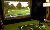 Custom Fitting Analysis or 45-Minute Introductory Golf Simulator Lesson for One with Jude Read (Up to 61% Off)