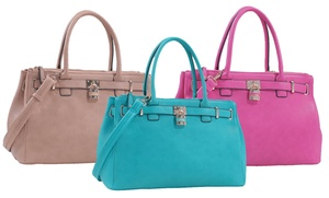 Ruby Blue Couture Isabelle Tote