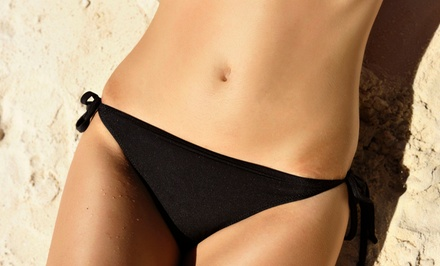 One or Three Brazilian or Bikini Waxes, or One Men's Full Back Wax at Solé Spa Wellness Center (Up to 54% Off)