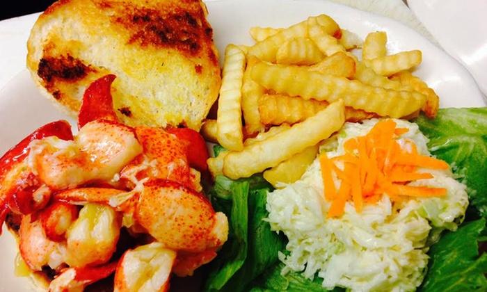 Marnick's Restaurant - Stratford: American Food and Drinks at Marnick's Restaurant (Up to 50% Off)