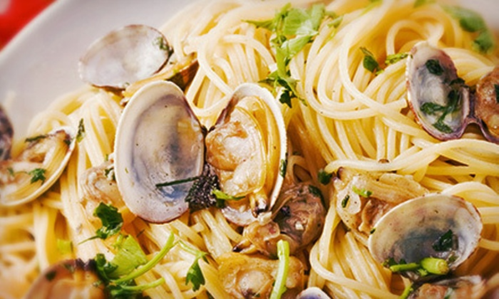 Paulie's Anna Rose - Ewing: Italian Dinner and Drinks at Paulie's Anna Rose (Up to 51% Off). Three Options Available.