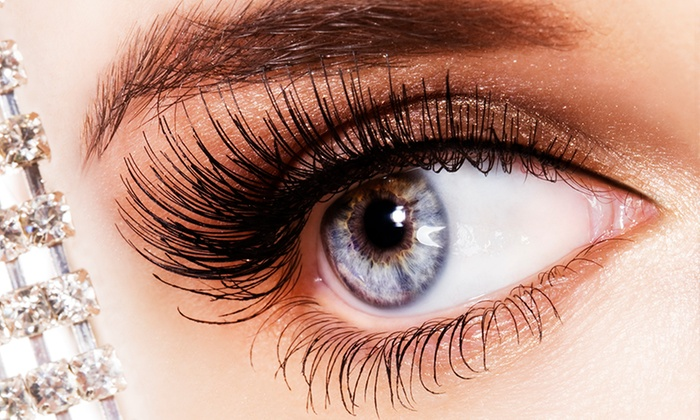 The Lash Loft - Charlotte - Shaker Heights: Full Set of Mascara-Look Eyelash Extensions or Volume Lashing at The Lash Loft (Up to 61% Off)