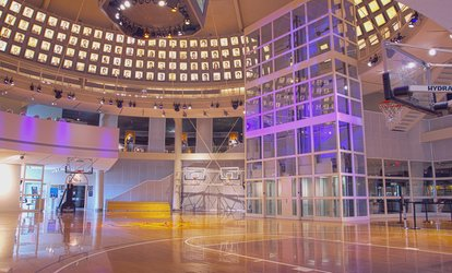 image for Admission for Two, Four, Six, Eight, or Ten to The Naismith Memorial Basketball Hall of Fame (Up to 53% Off)