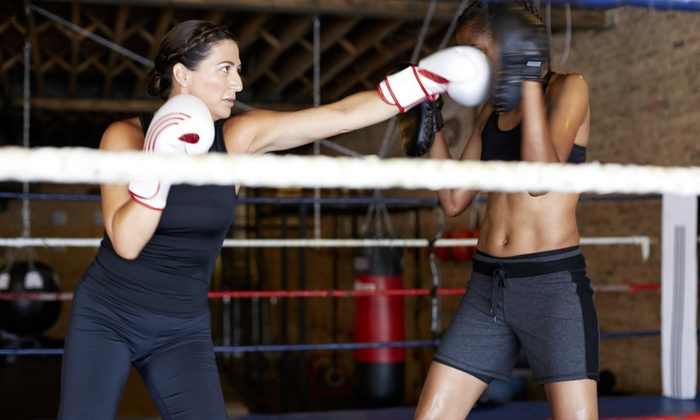TITLE Boxing Club - Wayzata - Plymouth - Wayzata: $19 for $50 Worth of Boxing Lessons — TITLE Boxing Club - Wayzata